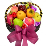 Seasonal Fruits Hamper (Daily Fresh Fruits)